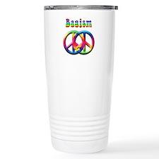 Bagism Peace Sign Travel Mug
