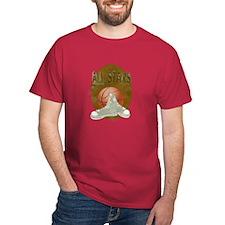 all stars basketball T-Shirt