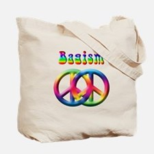 Coexist Peace Sign Tote Bag