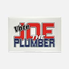 Vote JOE THE PLUMBER! Rectangle Magnet