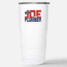 Vote JOE THE PLUMBER! Stainless Steel Travel Mug