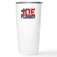 Vote JOE THE PLUMBER! Travel Mug