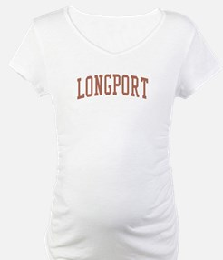 Longport New Jersey NJ Red Shirt