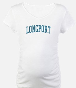 Longport New Jersey NJ Blue Shirt