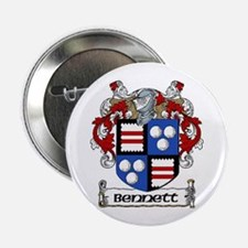 """Bennett Coat of Arms 2.25"""" Button (10 pack)"""