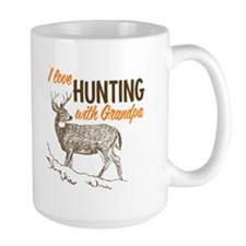 Hunting with Grandpa Mug