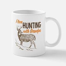 Hunting with Grandpa Mug