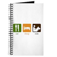 Horseback Riding Journal