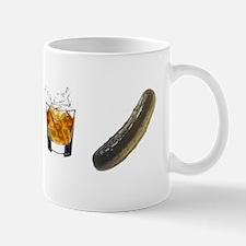 whiskey pickle Mug