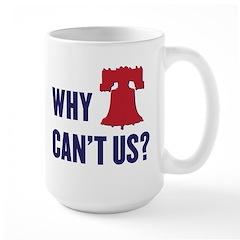 Why Can't Us Mug