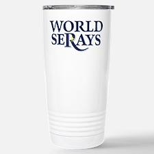 WORLD SERAYS Travel Mug