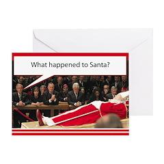 What happened to Santa