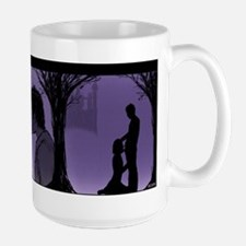 Afterglow of Day Large Mug