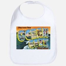 Ocean City New Jersey NJ Bib