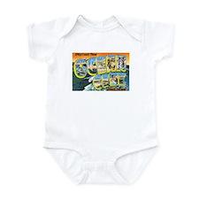 Ocean City New Jersey NJ Infant Bodysuit