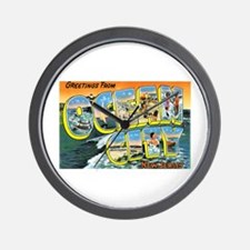 Ocean City New Jersey NJ Wall Clock