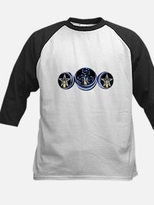 Triple Spiral Lunar Moon Tee