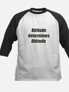 atitude Kids Baseball Jersey