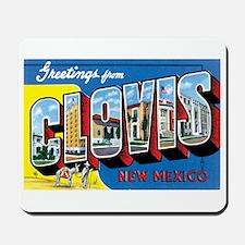 Clovis New Mexico NM Mousepad