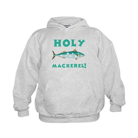 Holy Mackerel! Kids Hoodie