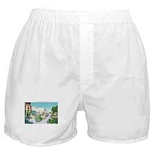 Shelby North Carolina NC Boxer Shorts