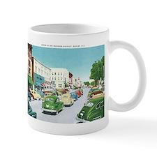 Shelby North Carolina NC Small Mug