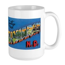 Bismarck North Dakota ND Mug
