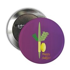 "Sukkot 2.25"" Button"