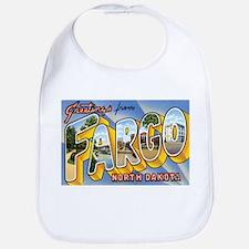 Fargo North Dakota ND Bib