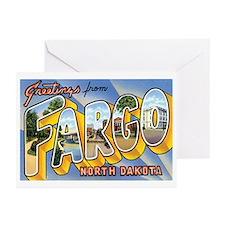 Fargo North Dakota ND Greeting Cards (Pk of 20)