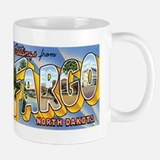 Fargo North Dakota ND Mug