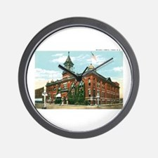 Fargo North Dakota ND Wall Clock