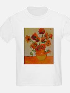 Many Sunflowers T-Shirt