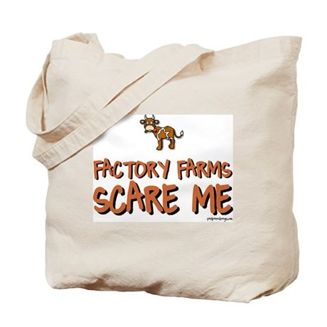 Factory Farms - Tote Bag