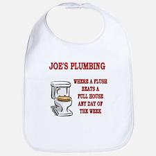 Joe's Plumbing Bib