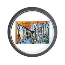 New York City NY Wall Clock