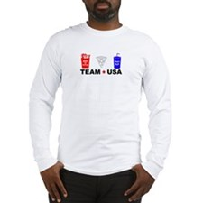 TEAM USA - Long Sleeve T-Shirt