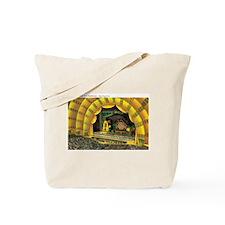 Radio City New York NY Tote Bag