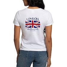 London Absobloodylutely Tee