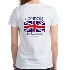 London Absobloodylutely Tee