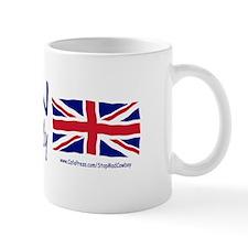 London Absobloodylutely Mug