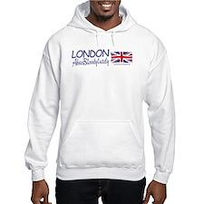 London Absobloodylutely Jumper Hoody