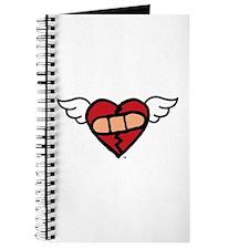 """Winged Heart"" Journal"