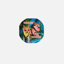 Doggie Baywatch Mini Button