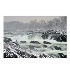 Winter Potomac Postcards (Package of 8)