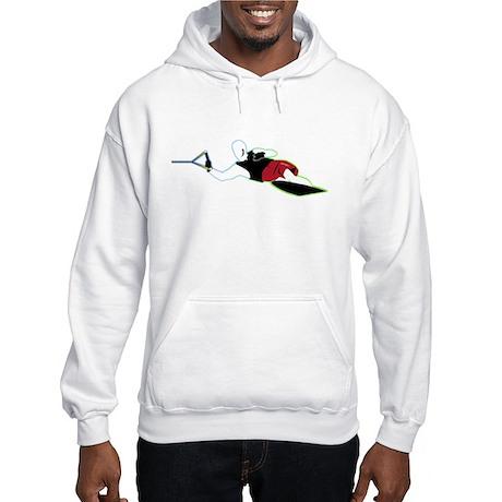 Waterskier Hooded Sweatshirt
