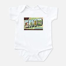 Enid Oklahoma OK Infant Bodysuit