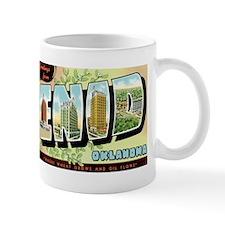 Enid Oklahoma OK Mug