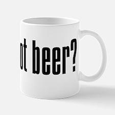 """""""Got Beer?"""" Mug"""