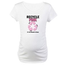 Recycle Pink Recycle Hope 1 Shirt